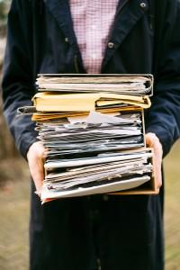 Bezpieczne przechowywanie dokumentów