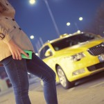 taxi-cab-car-woman